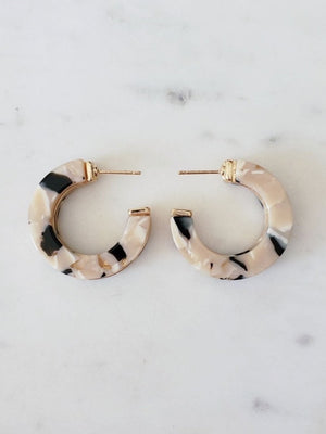 Coutukitsch-Cecilia Hoop Earring