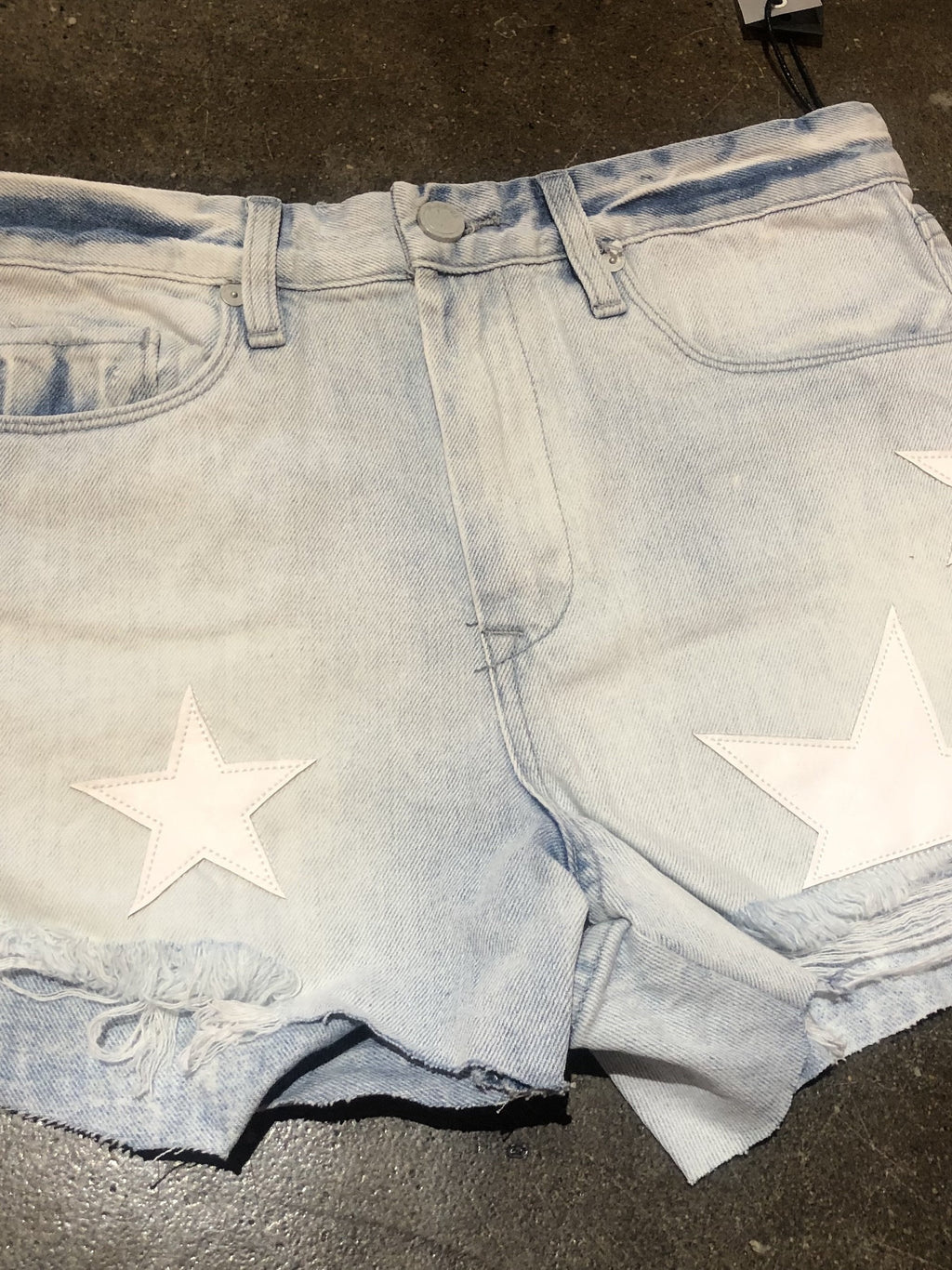 The Star denim short