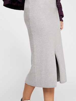 Skyline midi skirt by free People