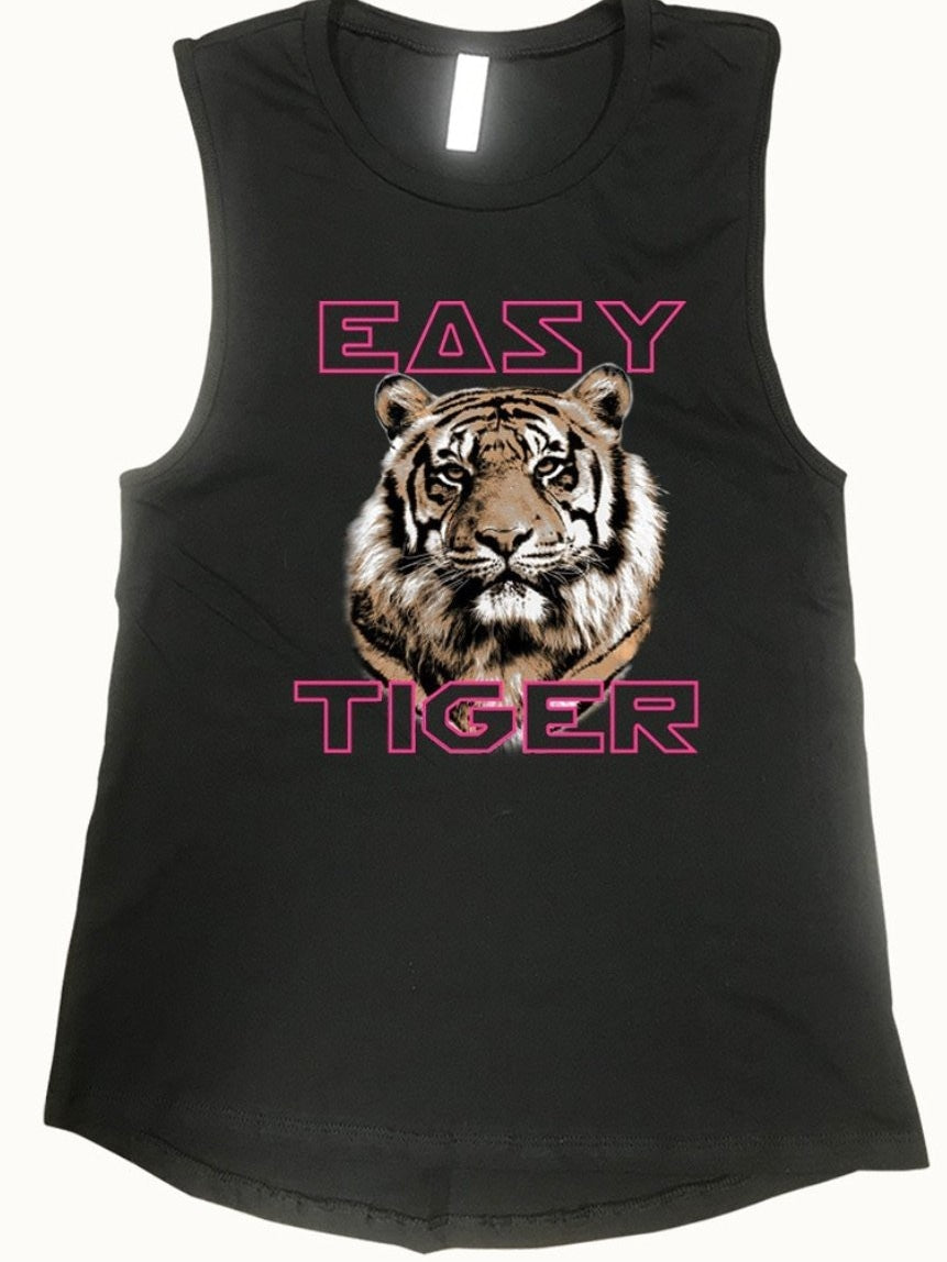 New addition Easy Tiger  sleeveless tank