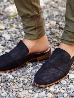 Free people loafer slides