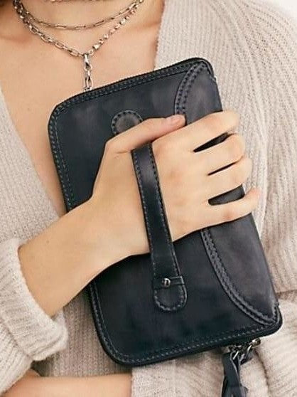 Free people traveller wallet