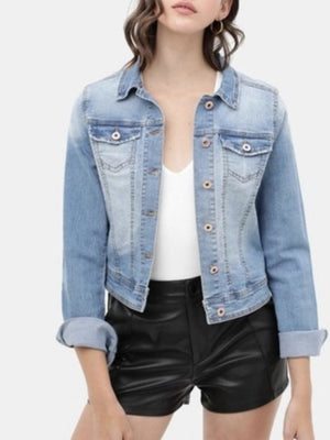Sarah denim jacket