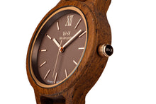 Orologio in Legno -Infinity- WeKeepon-Wood-Cinturino in Legno-Wood Watches - Woman -