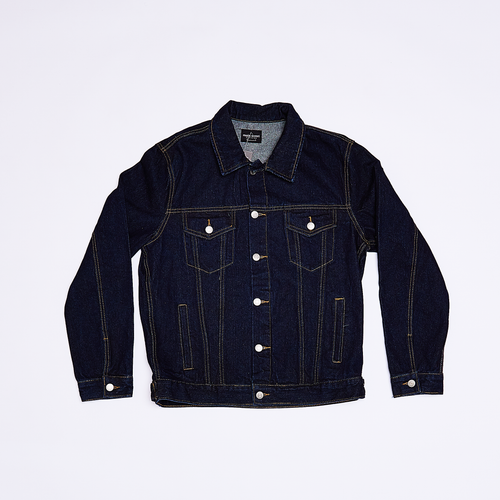 Main Street - Denim Jacket basic