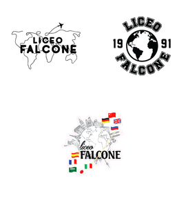 FALCONE - BOX 3 STICKERS