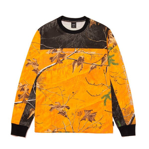 HUF - ENDO LONG SLEEVE JERSEY
