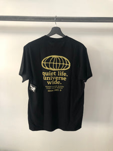 The Quiet Life - Tshirt Universe Wide Black