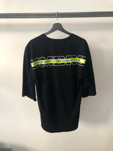 UMBRO - Tshirt Over Black