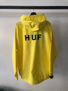 HUF - Jacket Aurora Yellow