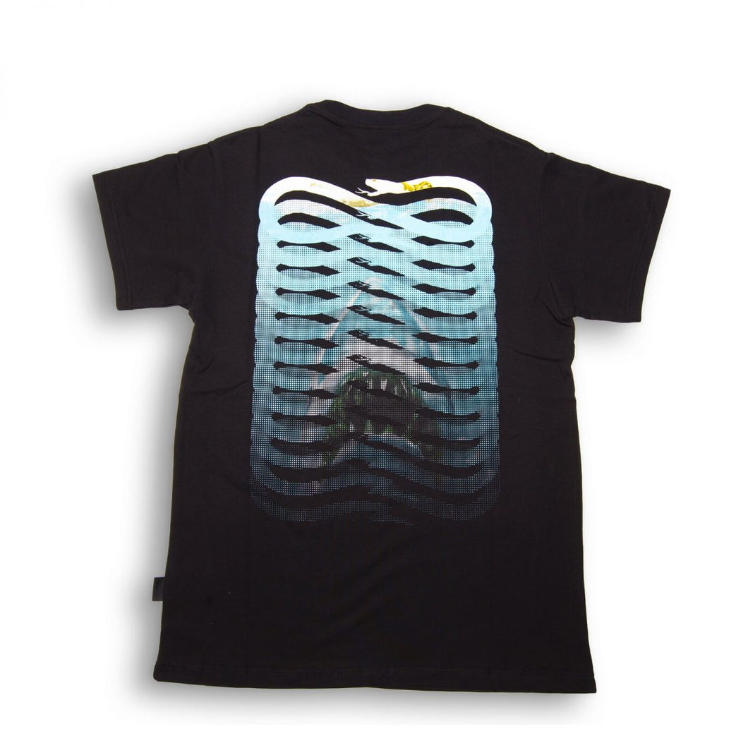 PROPAGANDA -  Ribs Icon Tee Black