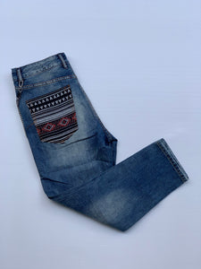 Main Street - Mike Bandana Denim