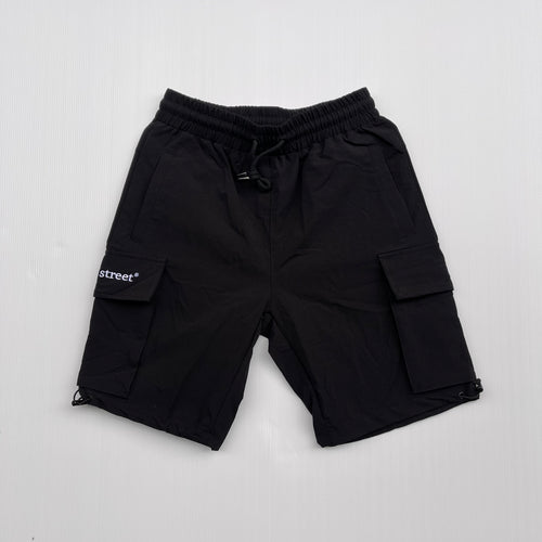 Main Street - Shorts Cargo 2.0 Black