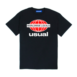 USUAL - T-shirt Worldwide Locals