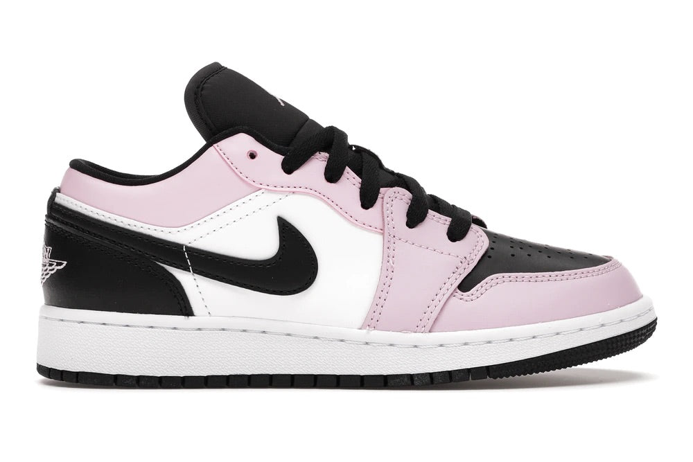 Jordan 1 Low Light Arctic Pink (GS)