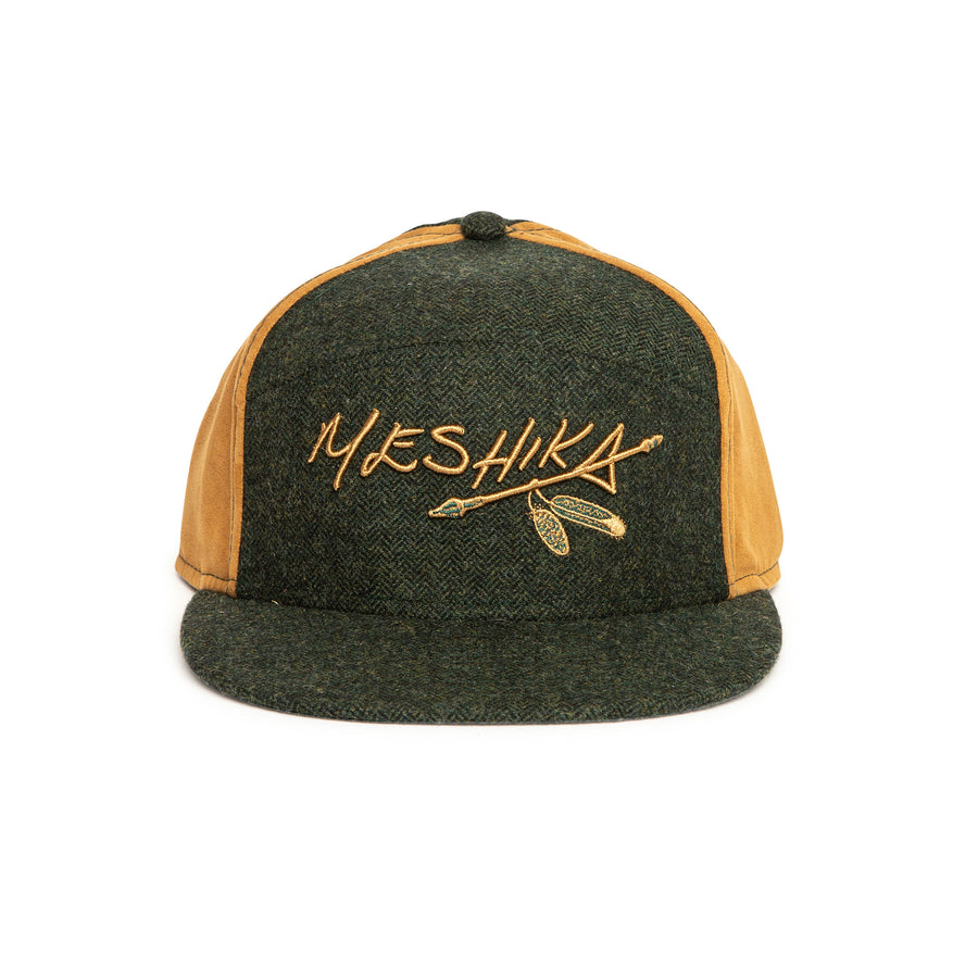 "Meshika Big Fit ""Gold and Grey"""