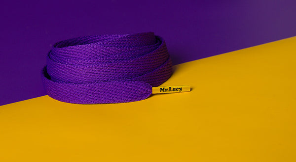 Coloured Tips Shoelaces