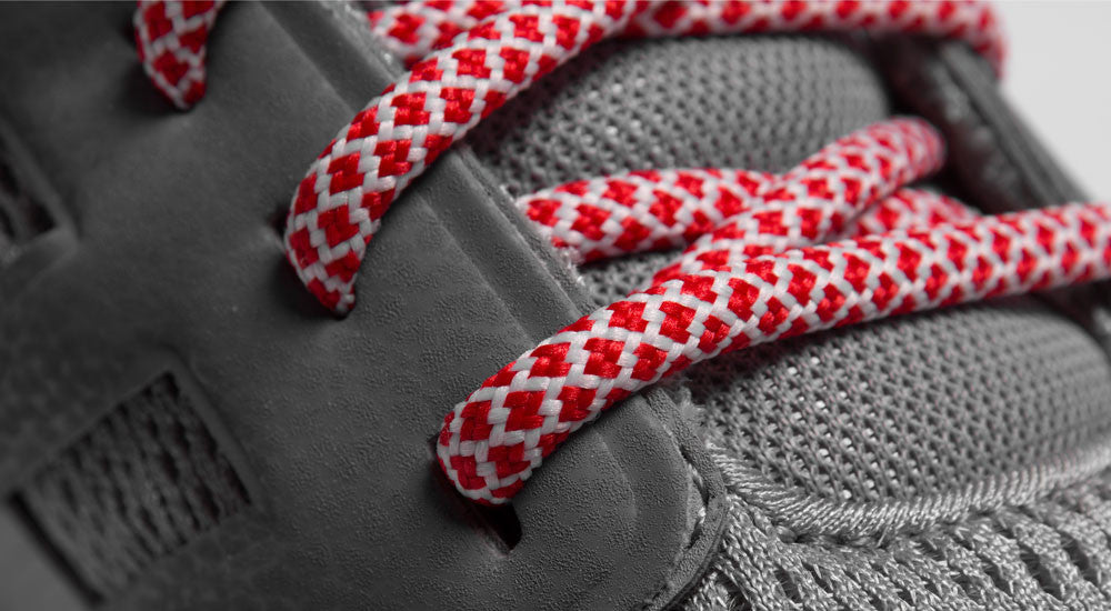 Two Tone Shoelaces