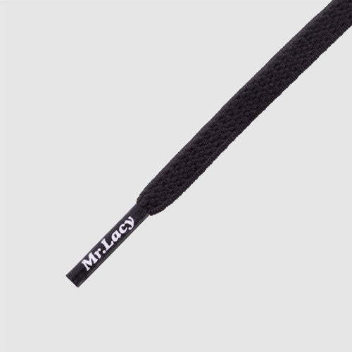 Flexies 110 cm Shoelaces - Black