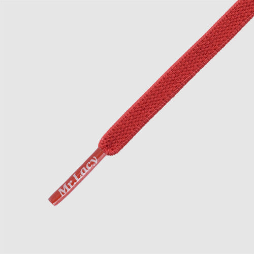 Flexies 110 cm Shoelaces - Red