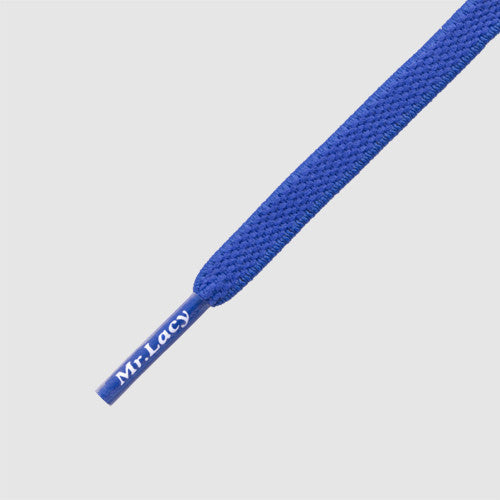 Flexies 110 cm Shoelaces - Royal Blue