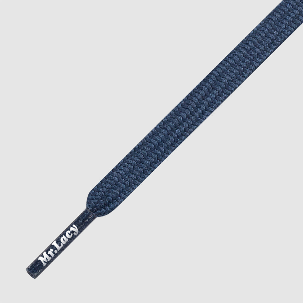 Runnies Flat 80 cm Shoelaces - Navy