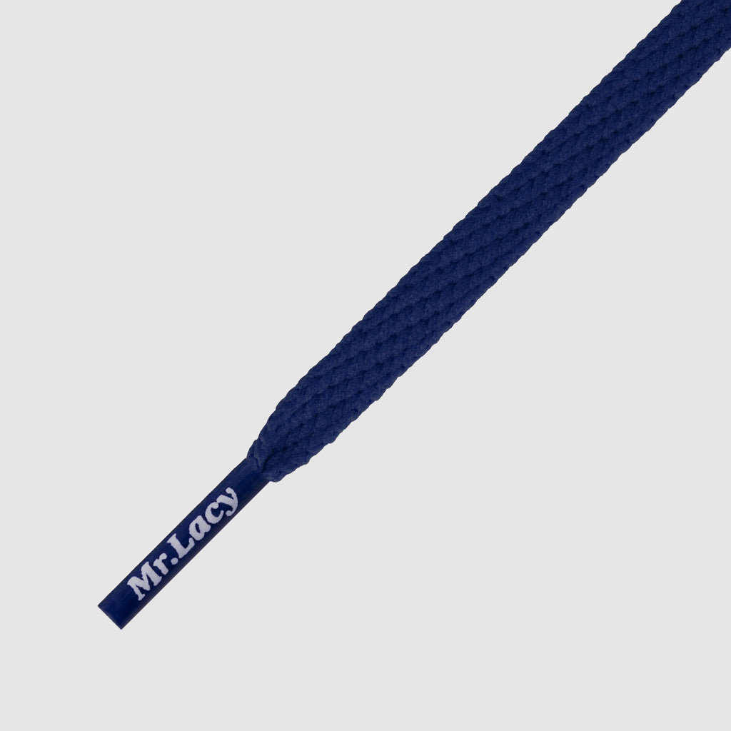 Skinnies Shoelaces - Navy