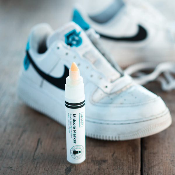 Mr.Lacy Shoecare Midsole Marker Paint Pen - White