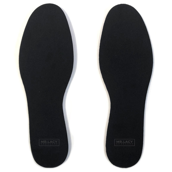 Mr.Lacy Shoecare Relax Insole Classic Black