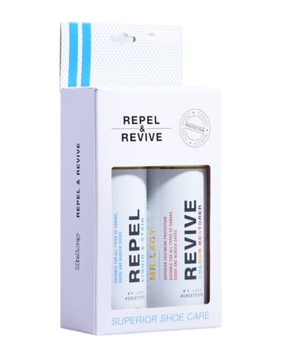 Repel & Revive Shoe care Duo Pack - 200ml x 2