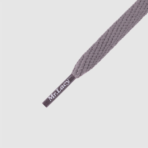 Smallies Shoelaces - Dark Grey