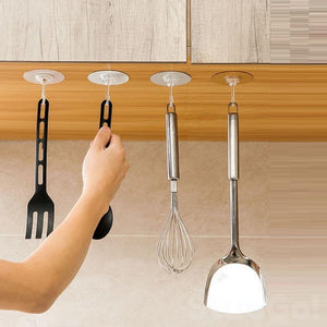 WarmHomes™ 360-Degree Rotating Seamless Hooks
