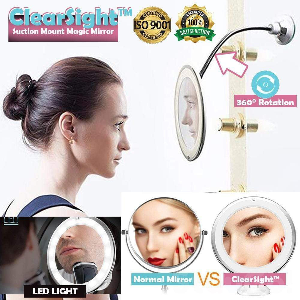 ClearSight™ Suction Mount Magic Mirror