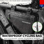 ROCKBROS™ Portable Waterproof Triangle Bag