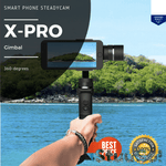 X-PRO Gimbal (Smart Phone SteadyCam)