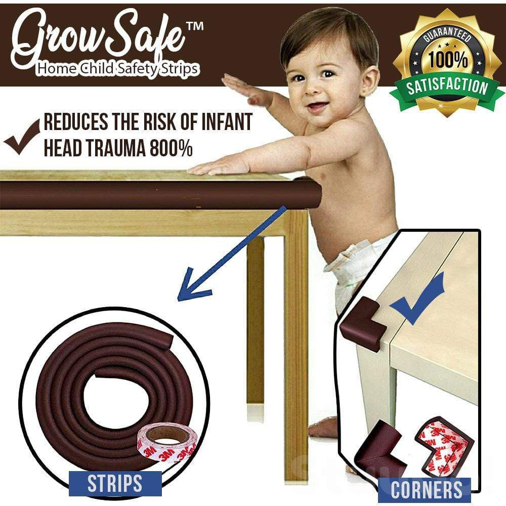 GrowSafe™ Home Child Safety Strips