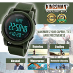 Kingsman™ Tactical Sports Watch