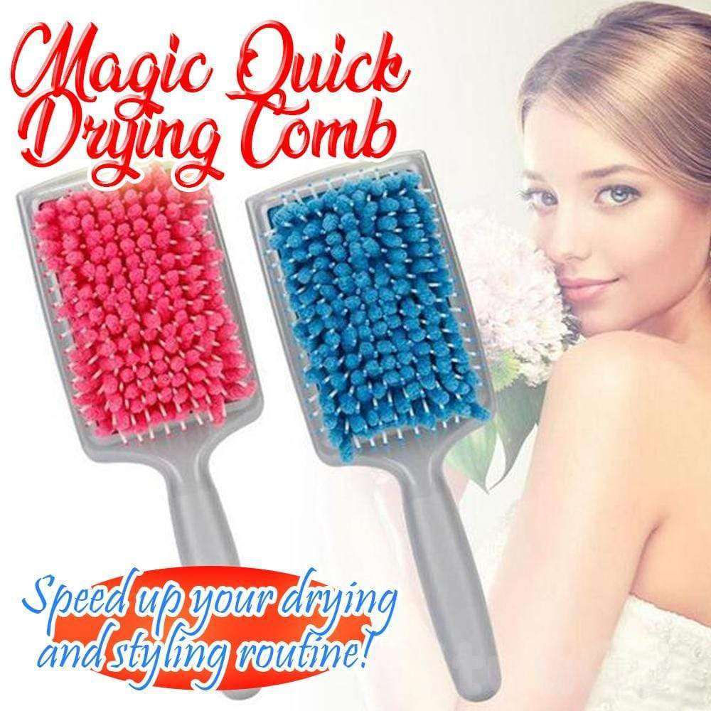 BeautyBrush™ Magic Quick Drying Comb