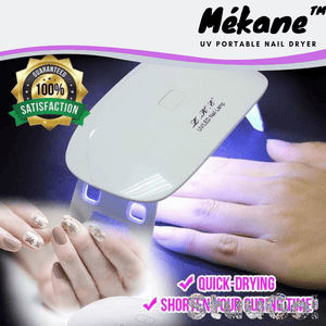 Mékane™ UV Portable Nail Dryer