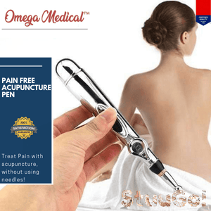 OmegaMedical™ Pain Free Acupuncture Pen - HOT