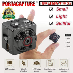 PortaCapture™ 1080P Everyday Action Cam [Night Vision]-HOT