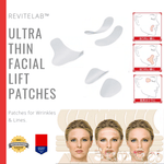 ReviteLAB™ Ultra Thin Facial Lift Patches for Wrinkles & Lines - HOT