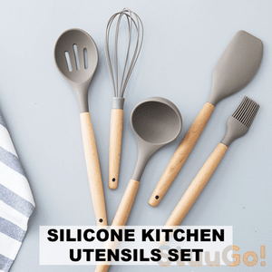 Magni™ Silicone Kitchen Utensils Set