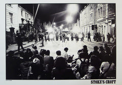 Tesco Riots Bristol A3 Prints Various