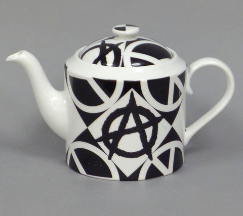 Ever Decreasing Circles Teapot