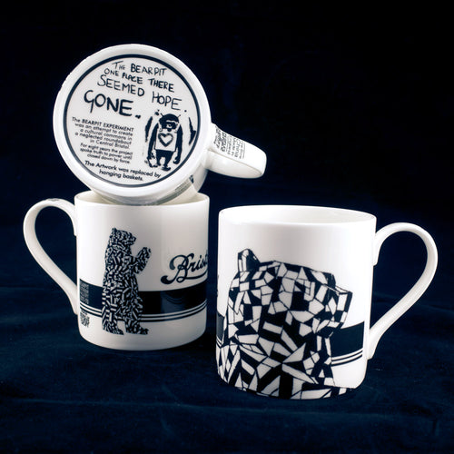 Bearpit OUTDOOR GALLERY Commemorative Mug