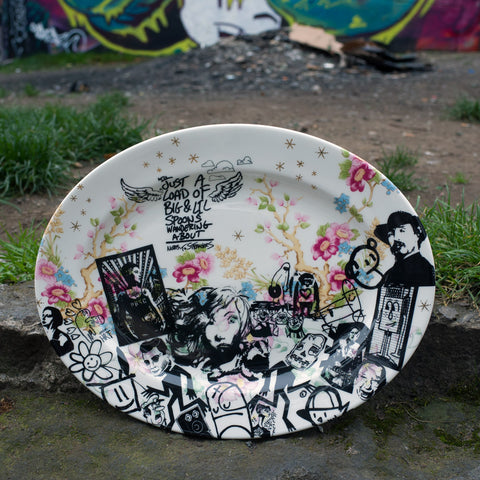 Plate by Chris Chalkley