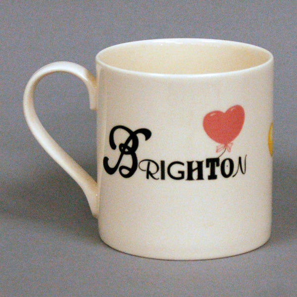brighton mug buy sale china souvenir