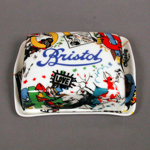 Fishy Fish Butter Dish