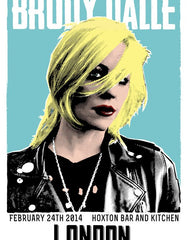 Brody Dalle – London by Jacknife